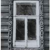 Фотография из книги «Деревянное кружево Костромы». Булавин Е.А. 1975