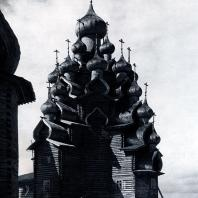 Преображенская церковь. 1714 г. Погост Кижи. Фото А. А. Александрова