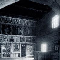 Интерьер Покровской церкви. Фото А. А. Александрова