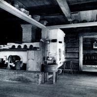 Интерьер дома Ошевнева. Фото А. А. Александрова