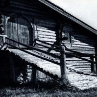 Дом Ошевнева. Взвоз. Фото А. А. Александрова