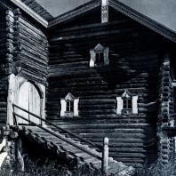 Дом Елизарова. Взвоз. Фото А. А. Александрова