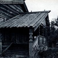 Крыльцо Успенского собора в г. Кемь. Фото А. А. Александрова